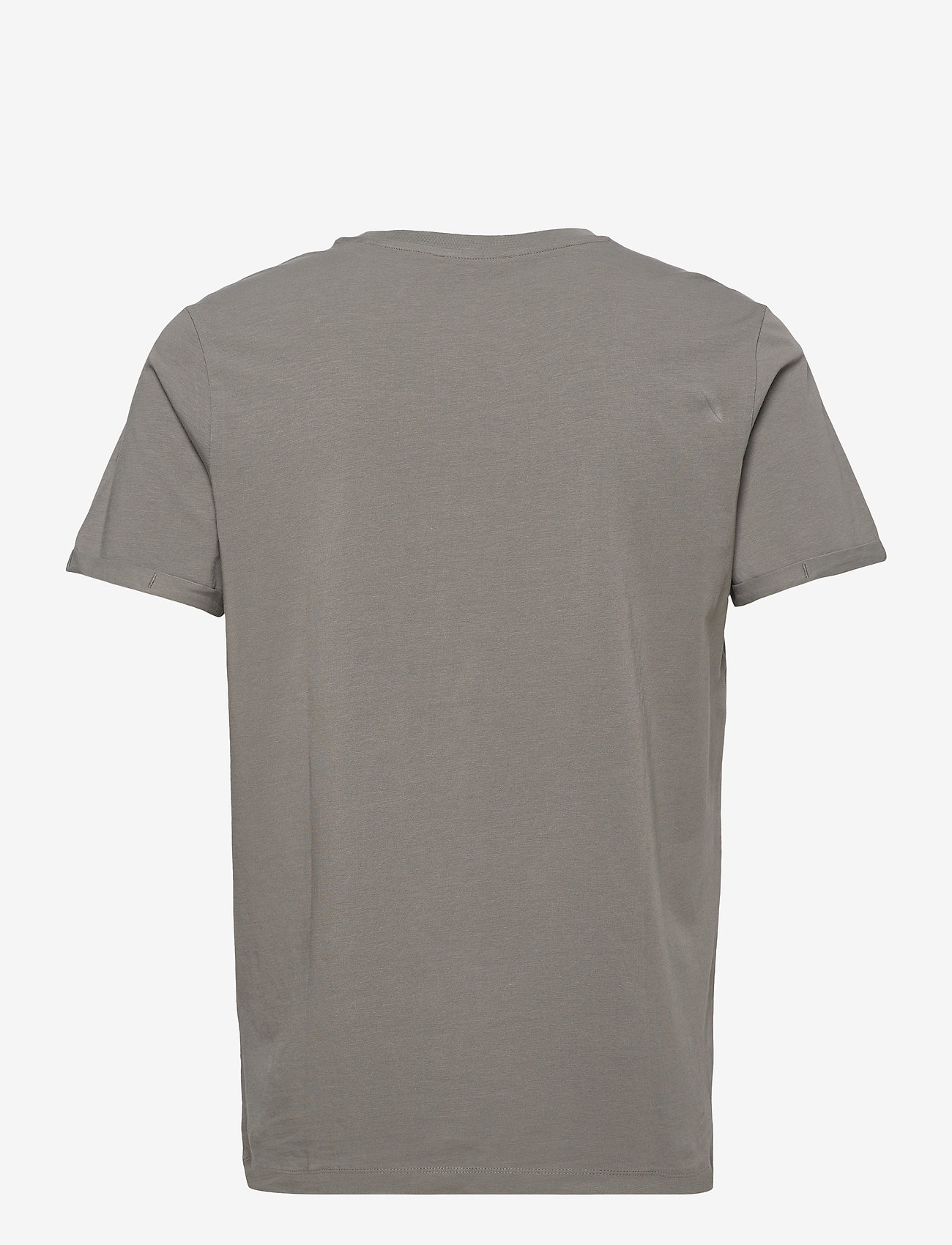 Jack & Jones - JPRBLALOGO SPRING TEE SS CREW NECK - basic t-shirts - new sage - 1