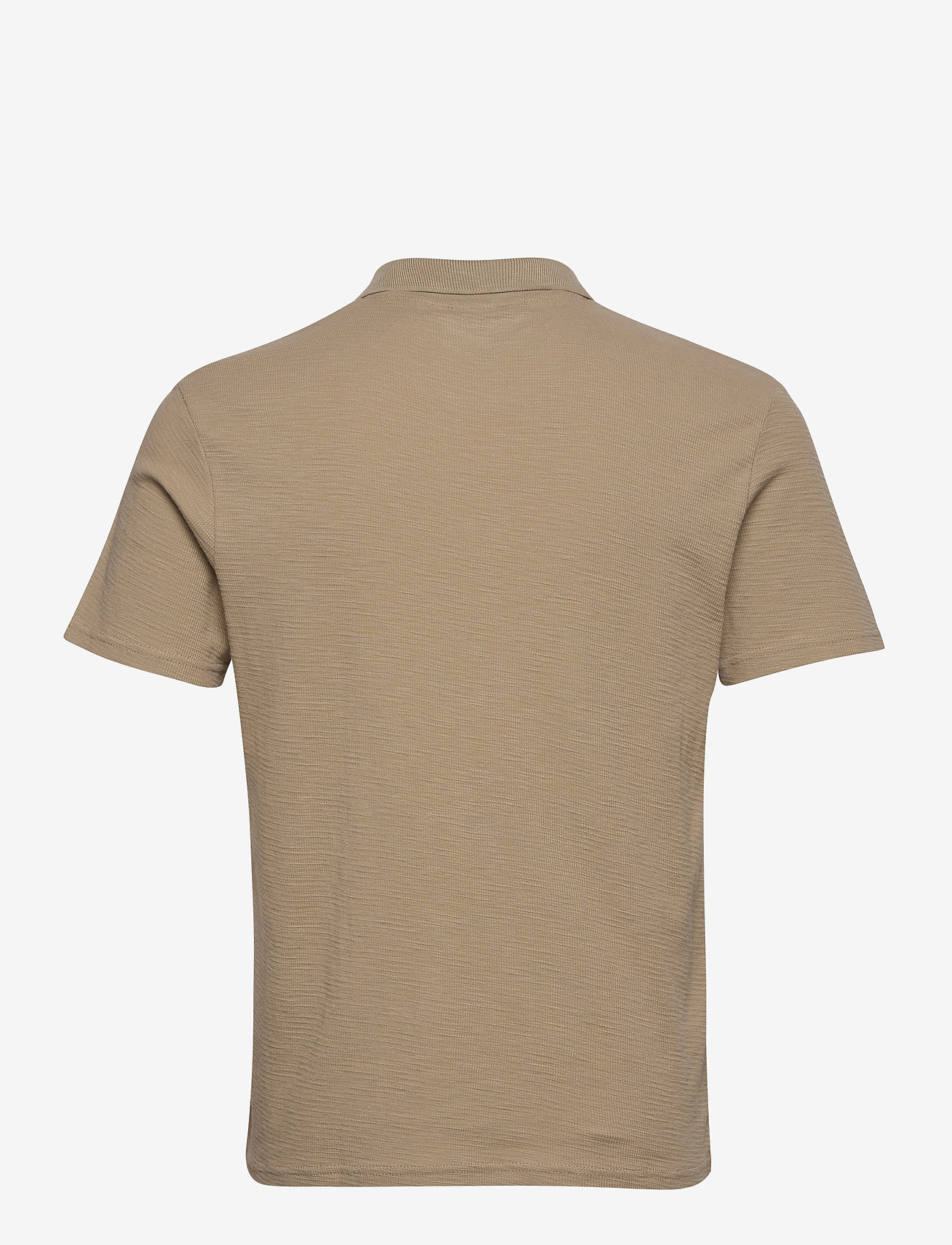 Jack & Jones - JORERIC POLO SS BLK - short-sleeved polos - crockery - 1