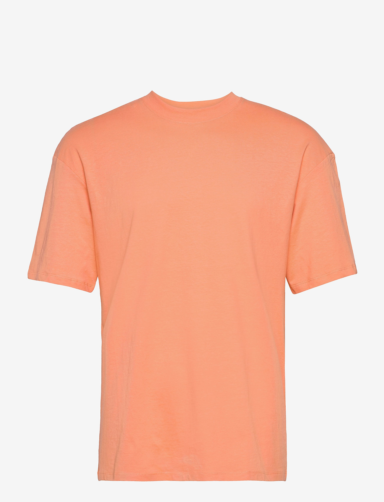 Jack & Jones - JORBRINK TEE SS CREW NECK - basic t-shirts - shell coral - 0