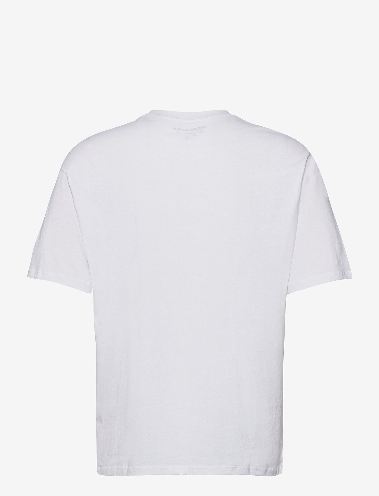 Jack & Jones - JORBRINK TEE SS CREW NECK NOOS - basic t-shirts - white - 1