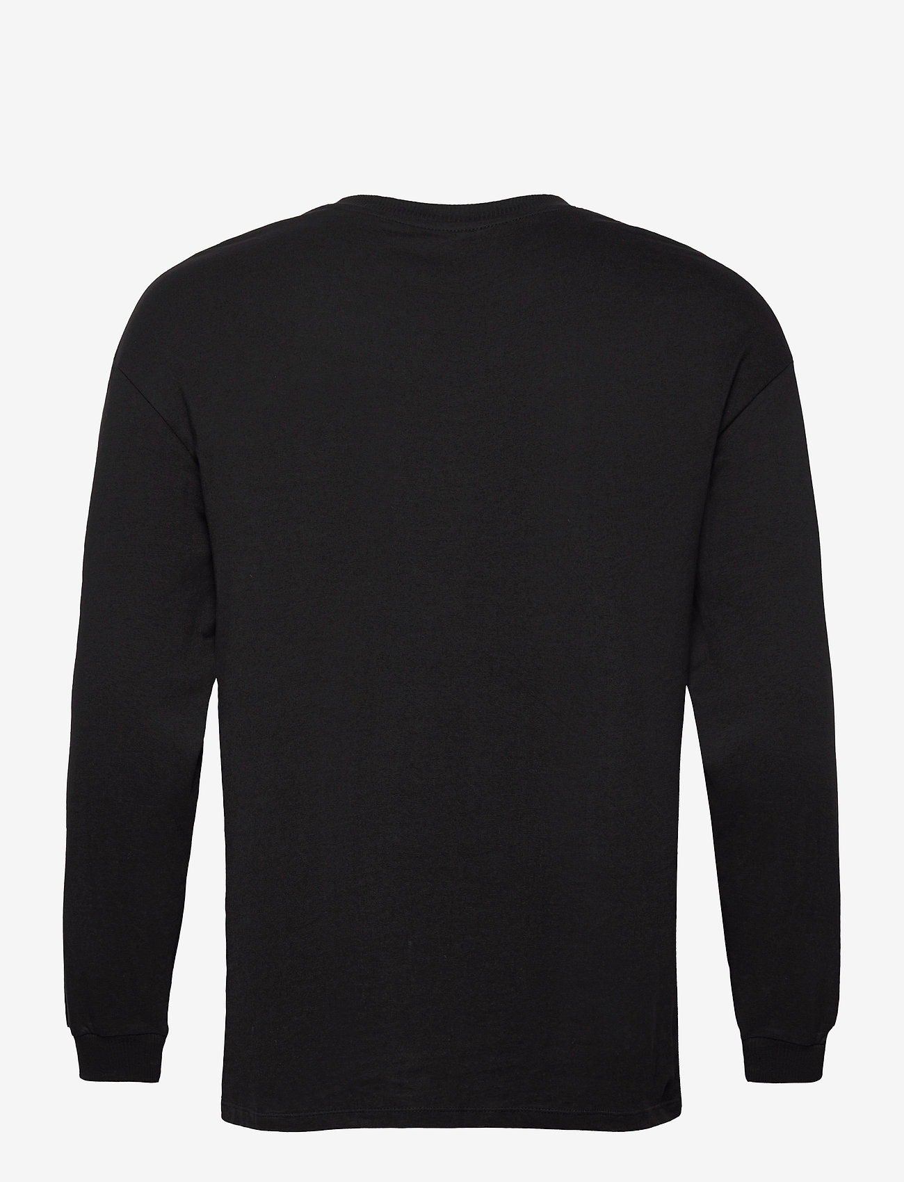 Jack & Jones - JORBRINK TEE LS CREW NECK - basic t-shirts - black - 1
