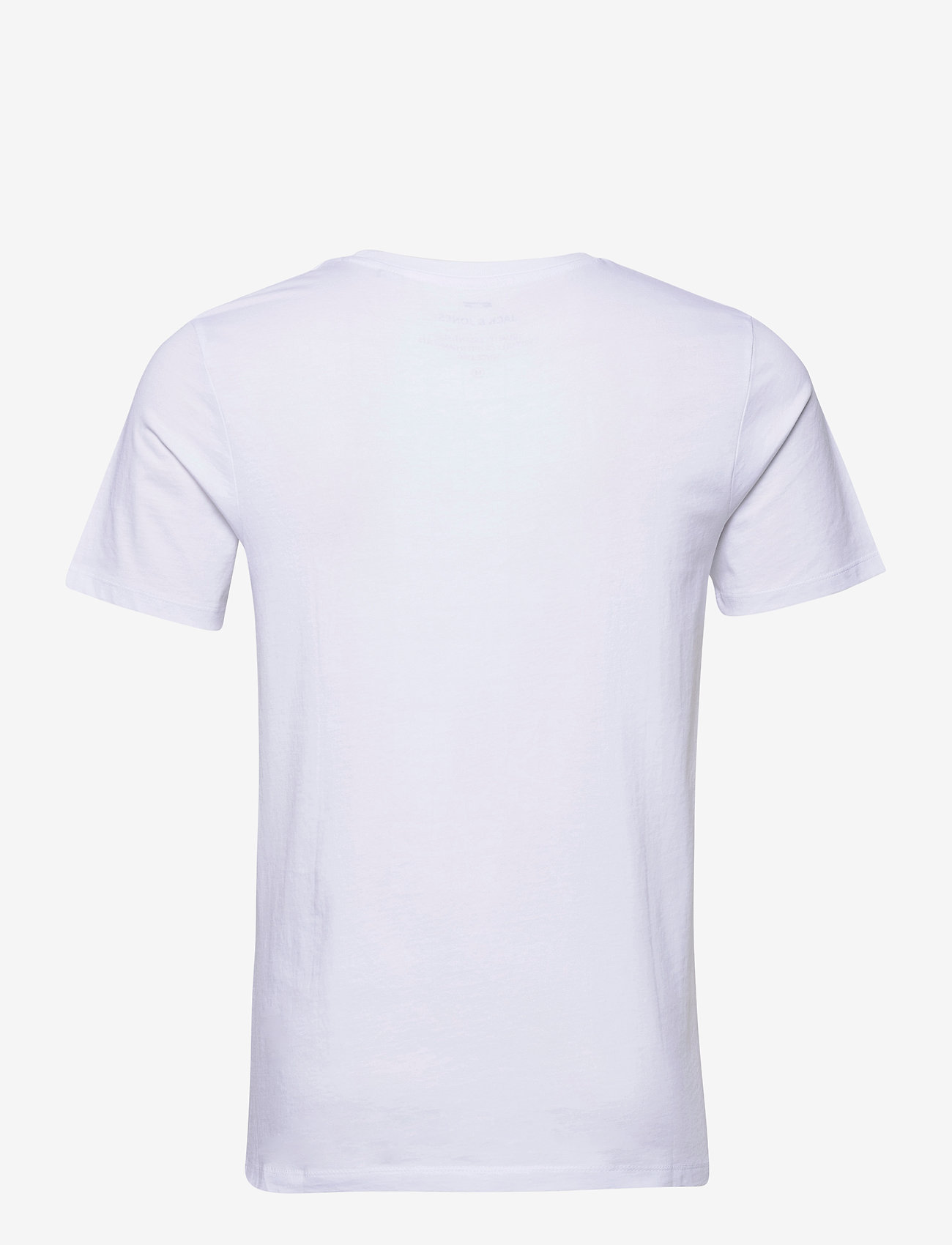 Jack & Jones - JJECORP LOGO TEE SS CREW NECK 3PK MP - kortärmade t-shirts - white - 1