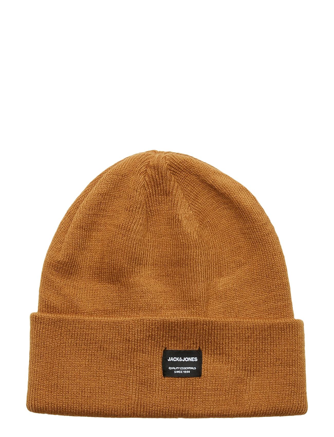 Image of Jacdna Beanie Noos Accessories Hats & Caps Beanies Brun Jack & J S (3213733551)
