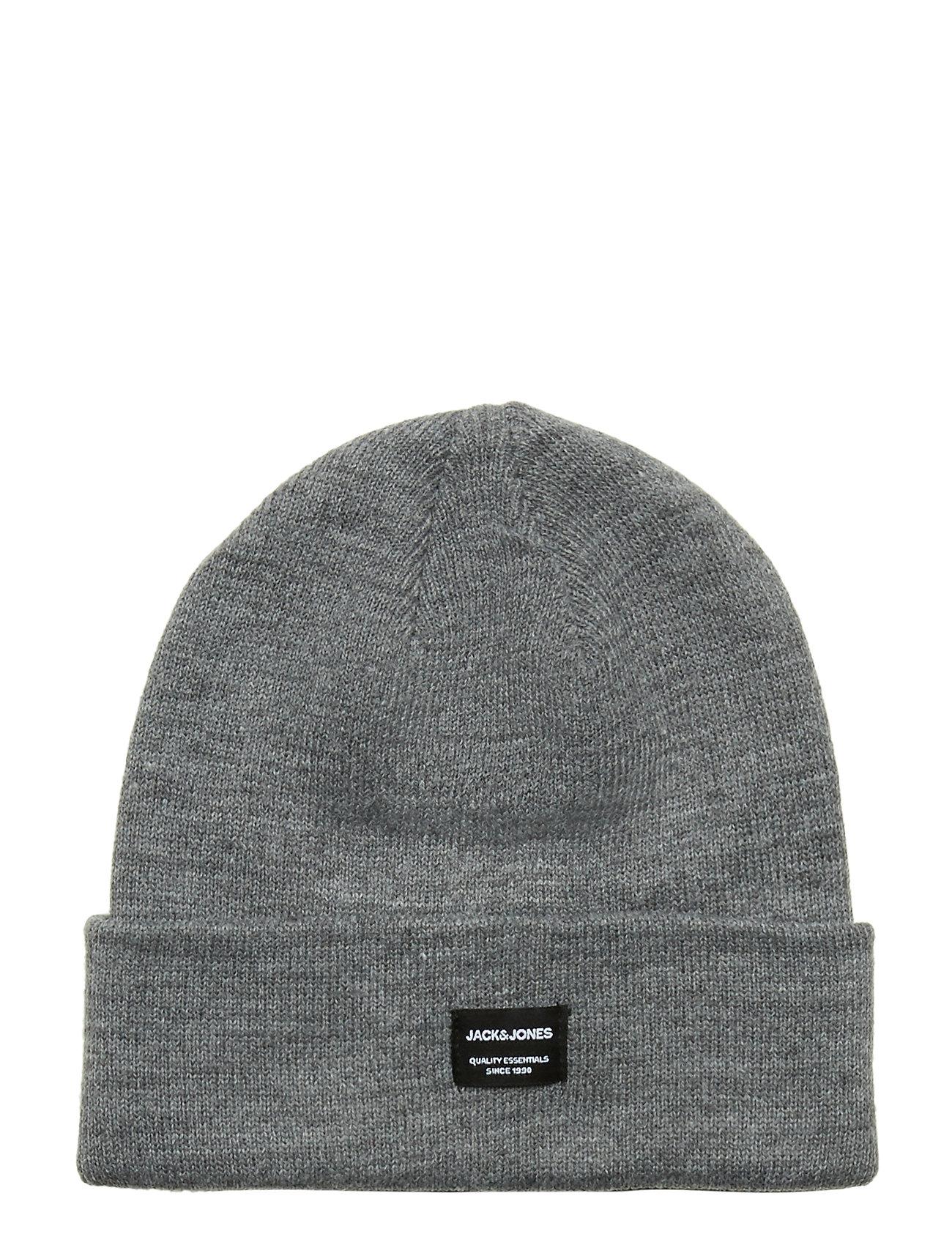 Image of Jacdna Beanie Noos Accessories Hats & Caps Beanies Grå Jack & J S (3213733547)