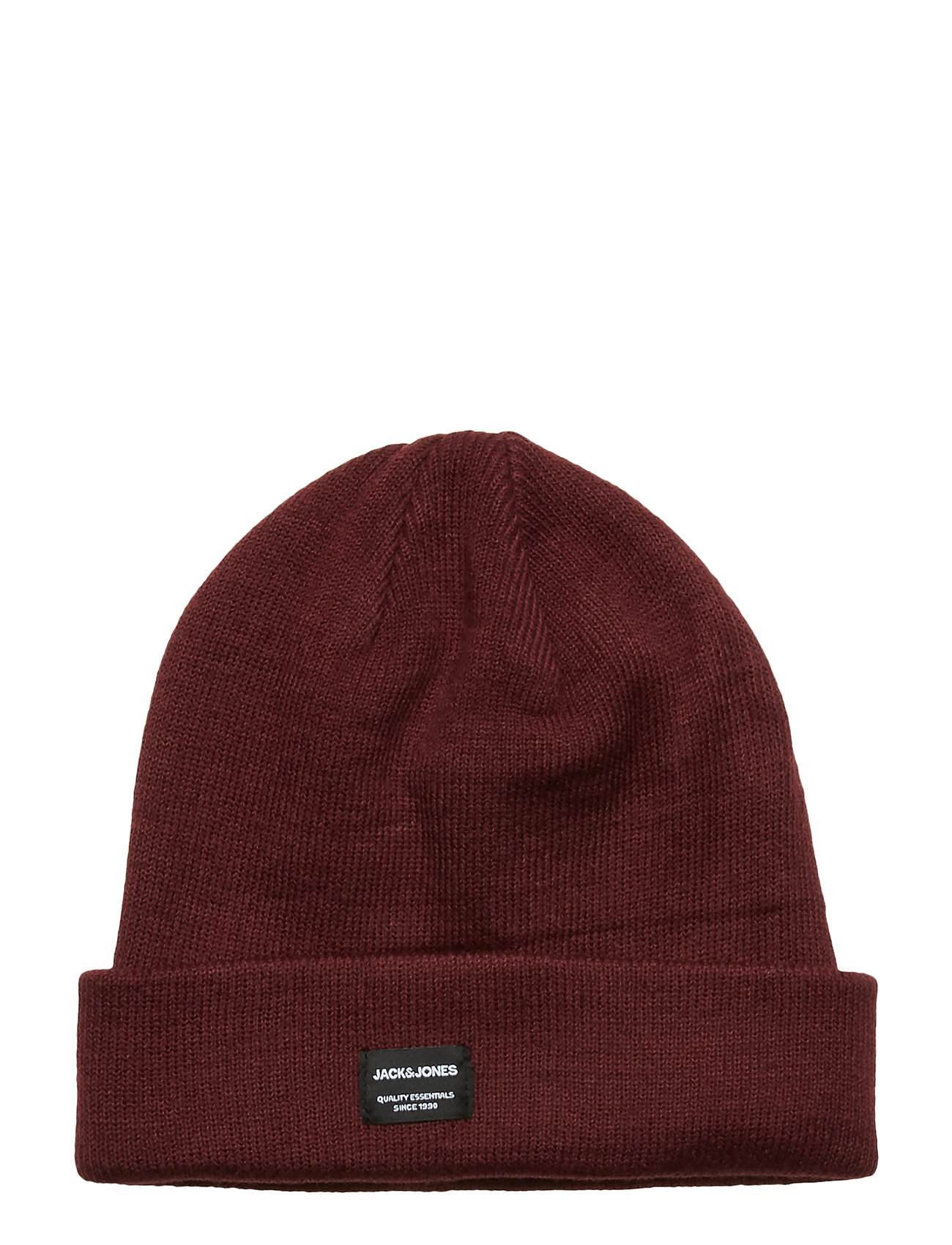 Image of Jacdna Beanie Noos Accessories Hats & Caps Beanies Rød Jack & J S (3213733553)