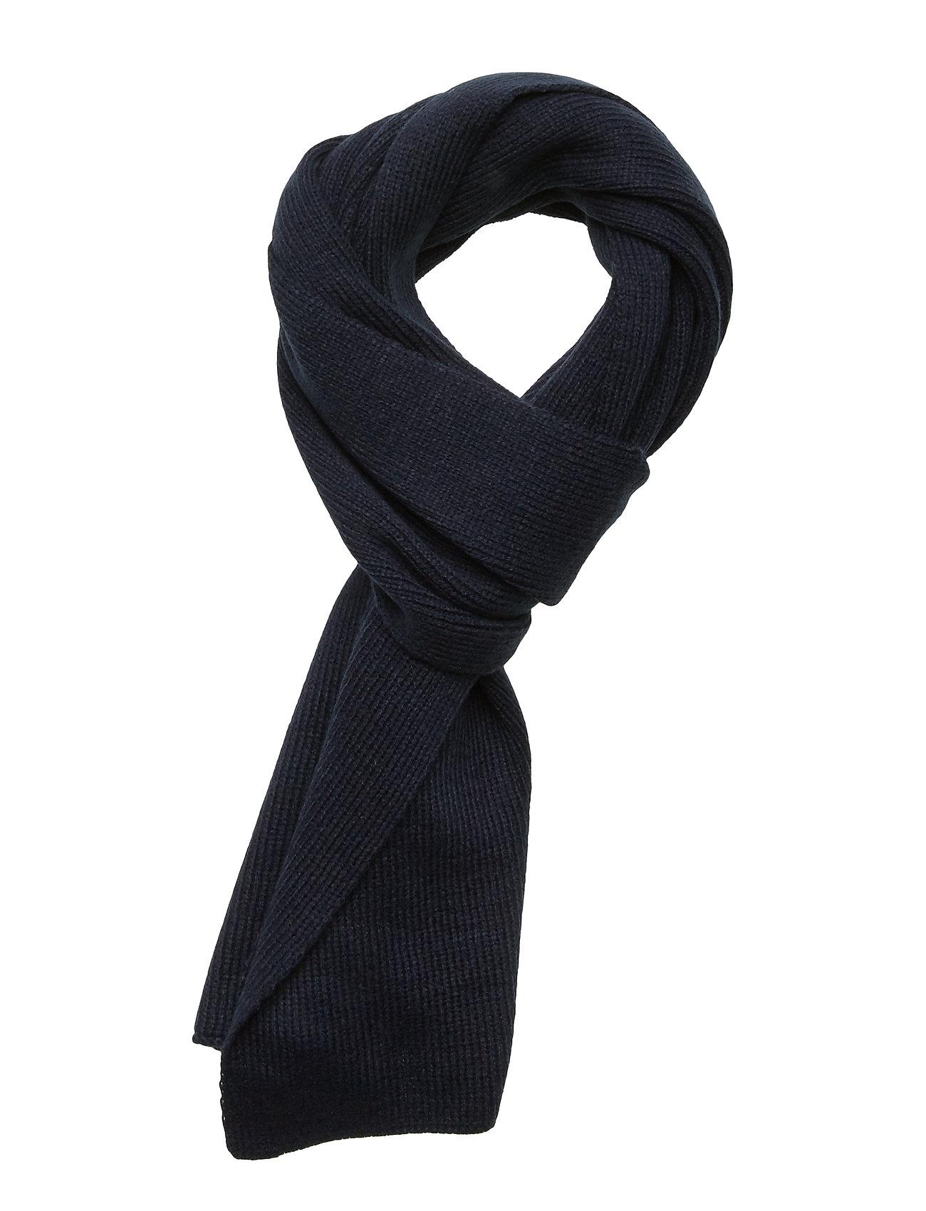 Image of Jacdna Knit Scarf Noos Tørklæde Blå Jack & J S (3216262261)