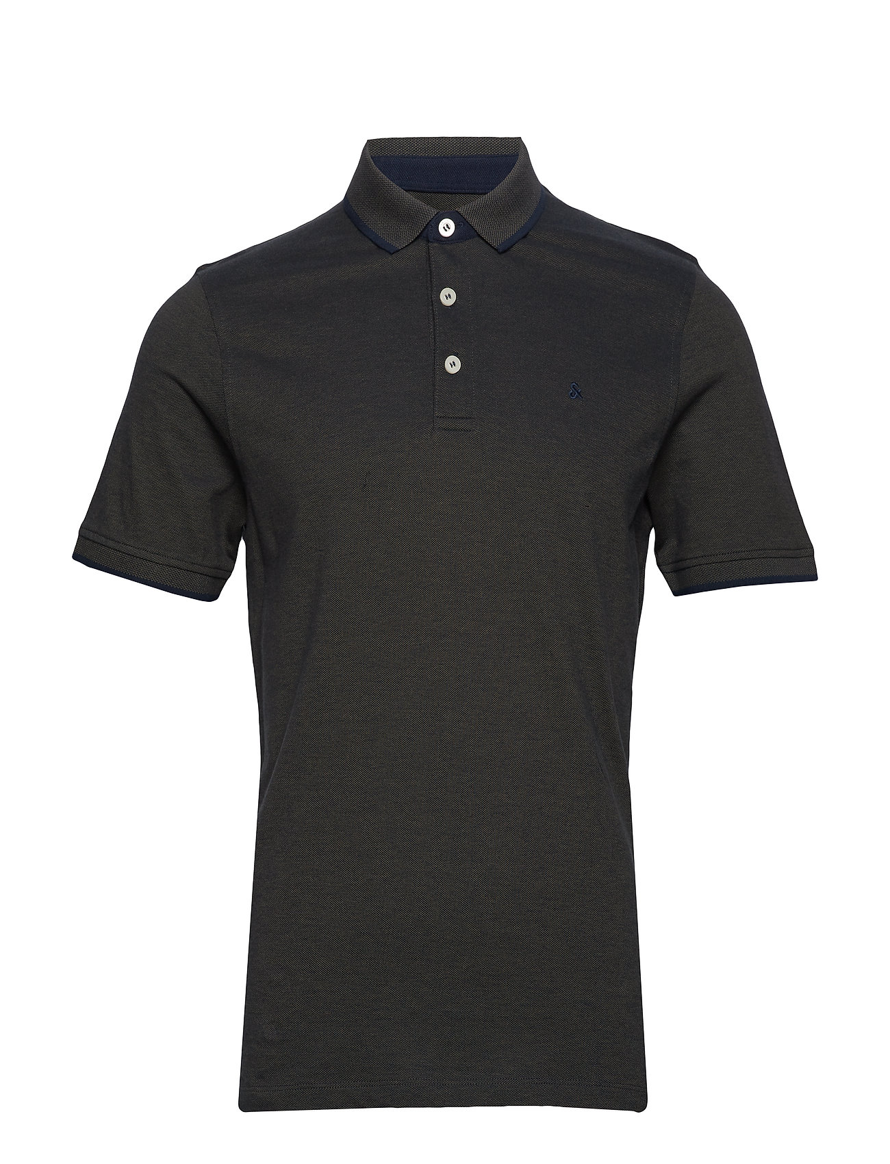 Jack & Jones JJEPAULOS POLO SS NOOS - OLIVE NIGHT