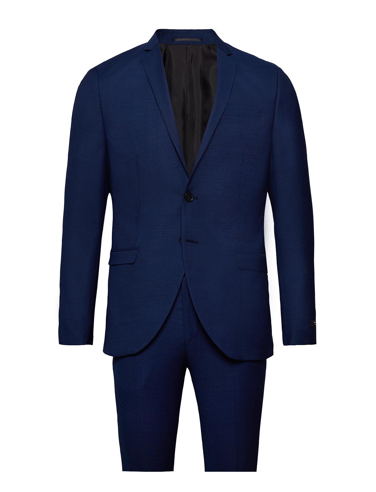 JACK & JONES Jprsolaris Suit Anzug Blau JACK & J S