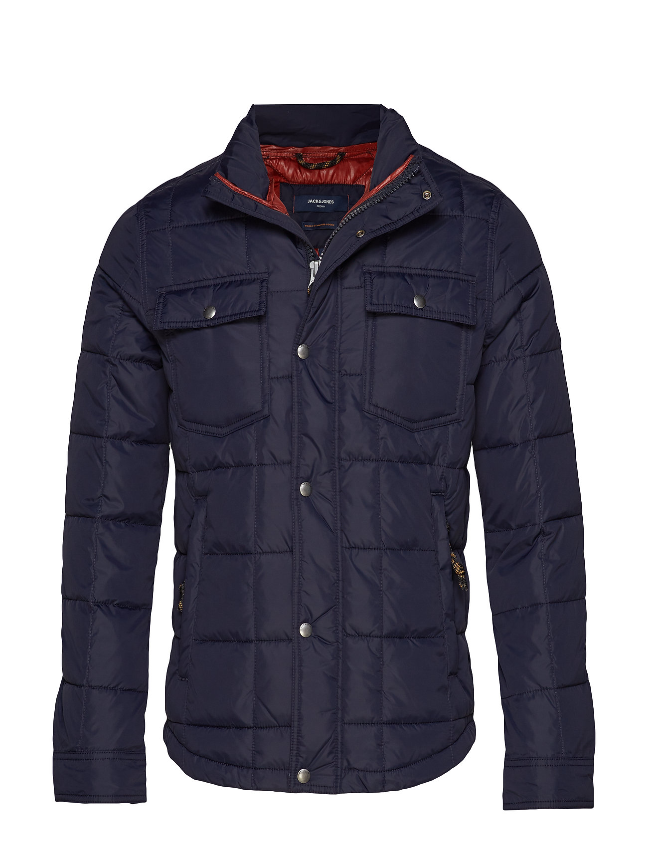 Jack & Jones JPRLAMBERT QUILT JACKET - DARK NAVY