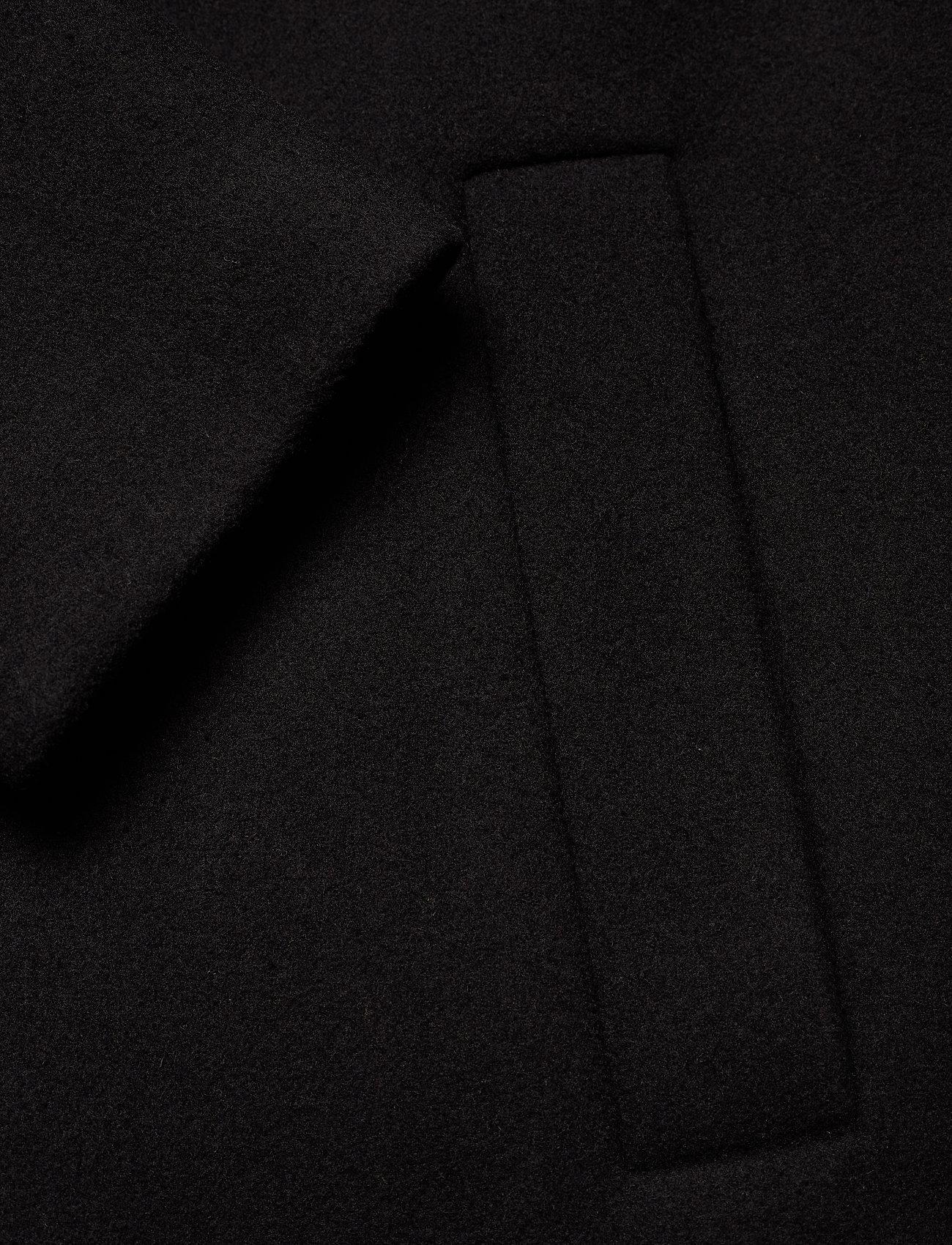 Jack & Jones JJEMOULDER WOOL COAT STS - Jakker og frakker BLACK - Menn Klær