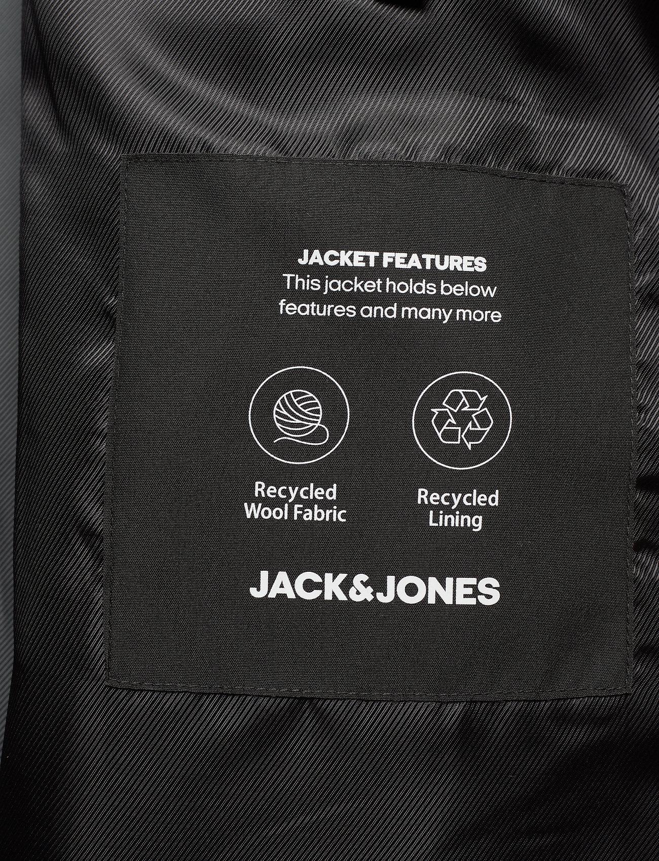 Jack & Jones JJEMOULDER WOOL COAT STS - Jakker og frakker KHAKI - Menn Klær