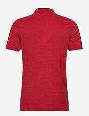 Jack & Jones - JJEBASIC POLO SS - short-sleeved polos - rio red - 1