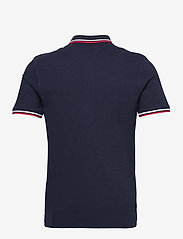 Jack & Jones - JJEPAULOS POLO SS - short-sleeved polos - navy blazer - 1