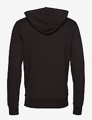 Jack & Jones - JJEHOLMEN SWEAT ZIP HOOD NOOS - basic sweatshirts - black - 1