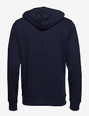 Jack & Jones - JJEHOLMEN SWEAT HOOD NOOS - basic sweatshirts - navy blazer - 1
