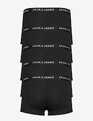 Jack & Jones - JACHUEY TRUNKS 5 PACK NOOS - bokserki - black - 1