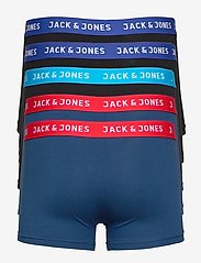 Jack & Jones - JACLEE TRUNKS 5 PACK NOOS - undertøy - surf the web - 1