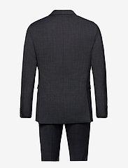 Jack & Jones - JPRSOLARIS SUIT - single breasted suits - dark grey - 1