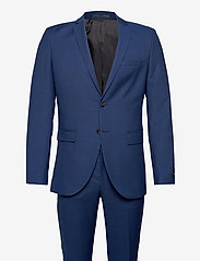 Jack & Jones - JPRSOLARIS SUIT - costumes - medieval blue - 0