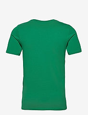 Jack & Jones - JJEORGANIC BASIC TEE SS O-NECK NOOS - basic t-shirts - verdant green - 1