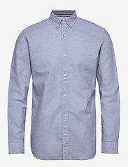 Jack & Jones - JJESUMMER SHIRT L/S S21 STS - basic skjorter - infinity - 0