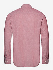 Jack & Jones - JJESUMMER SHIRT L/S S21 STS - basic skjortor - rio red - 1