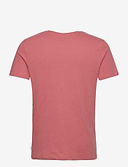 Jack & Jones - JJELINEN BASIC TEE SS CREW NECK STS - basic t-shirts - slate rose - 1