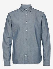 Jack & Jones - JORBREAK SHIRT LS - casual skjortor - navy blazer - 0