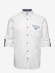Jack & Jones - JORCHANDLER SHIRT LS - basic skjortor - white - 2