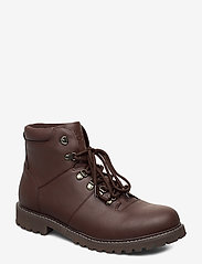 Jack & Jones - JFWBETA PU JAVA - bottes lacées - java - 0