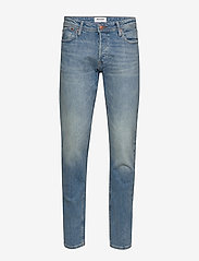 Jack & Jones - JJIMIKE JJORIGINAL AM 139 PCW NOOS - slim jeans - blue denim - 0