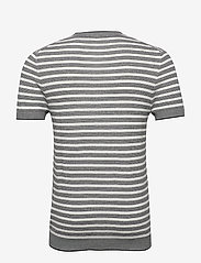 Jack & Jones - JPRBLALOST SS CREW NECK - kortärmade t-shirts - black - 1