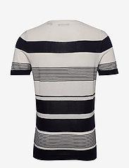Jack & Jones - JPRBLALOST SS CREW NECK - kortärmade t-shirts - maritime blue - 1