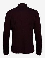 Jack & Jones - JPRBLAJACE LS JERSEY SHIRT - basic skjorter - vineyard wine - 1