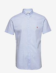 Jack & Jones - JPRBLASPRING OTTO SHIRT S/S - basic skjortor - cashmere blue - 0