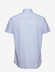 Jack & Jones - JPRBLASPRING OTTO SHIRT S/S - basic skjortor - cashmere blue - 1