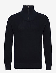 Jack & Jones - JJDESPARADO KNIT PACK - pulls demi-zip - sky captain - 0
