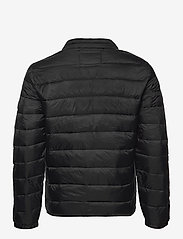 Jack & Jones - JJEMAGIC PUFFER COLLAR NOOS - vestes matelassées - black - 2