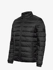 Jack & Jones - JJEMAGIC PUFFER COLLAR NOOS - vestes matelassées - black - 3
