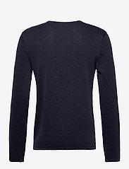 Jack & Jones - JJELEO KNIT CREW NECK NOOS - tricots basiques - navy blazer - 1