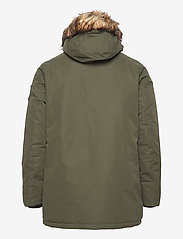 Jack & Jones - JJSKY PARKA JACKET LTN - parkas - forest night - 3
