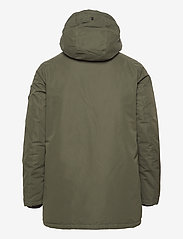 Jack & Jones - JJSKY PARKA JACKET LTN - parkas - forest night - 4