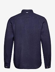 Jack & Jones - JORNICKI SHIRT LS - basic skjortor - dark blue denim - 1