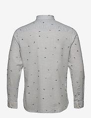 Jack & Jones - JORFUEL SHIRT LS - casual skjortor - cloud dancer - 1