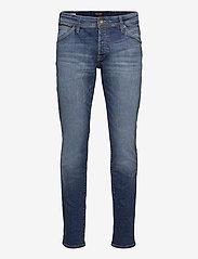Jack & Jones - JJIGLENN JJFOX AGI 204 50SPS NOOS - regular jeans - blue denim - 0