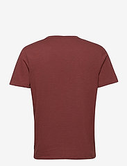 Jack & Jones - JPRBLADEAN SS TEE CREW NECK - kortärmade t-shirts - hot chocolate - 1