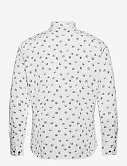 Jack & Jones - JORSCOTT SHIRT LS - casual skjortor - cloud dancer - 1