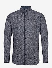 Jack & Jones - JPRBLAPIPING SHIRT L/S - basic skjortor - white - 0