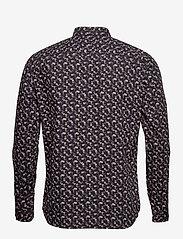 Jack & Jones - JPRBLABLACKBURN SHIRT L/S W20 - casual skjortor - black - 1
