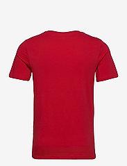 Jack & Jones - JJELOGO TEE SS O-NECK 2 COL SS21 - kortärmade t-shirts - true red - 1